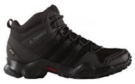 Pánská treková obuv adidas Performance TERREX AX2R MID GTX | BB4602 | Černá | 41