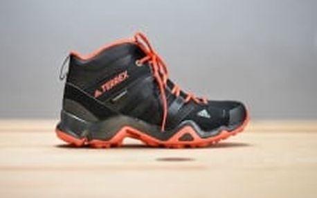 Adidas TERREX AX2R MID CP K | CP9682 | Černá | 37
