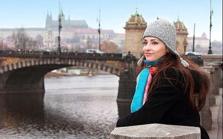 Komfortní zimní pobyt v centru Prahy v designovém hotelu Theatrino****