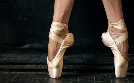 Lekce baletu pro dospělé
