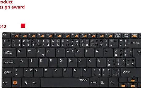 Rapoo E9070, černá, CZ - 6943518911915
