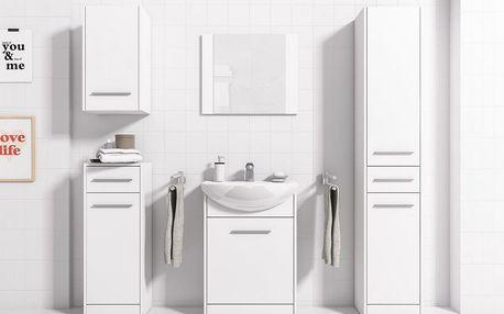 MEBLINE Elegantní koupelna SLIM 2