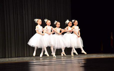 Kurzy pro děti: balet, gymnastika, street/break dance