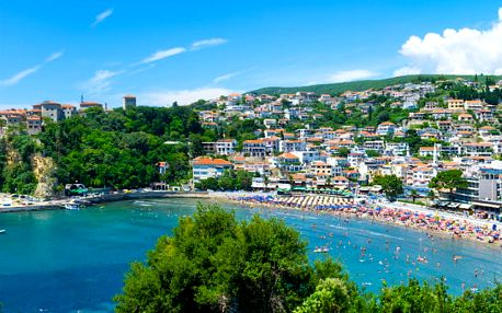 Apartmány Pasha, Objevte exotickou Ulcinj, jedno z nejstarších měst Černé Hory