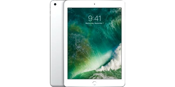 APPLE iPad 128GB, WIFI, stříbrná - MP2J2FD/A + Guitar Hero Live pro iOS v hodnotě 1599Kč
