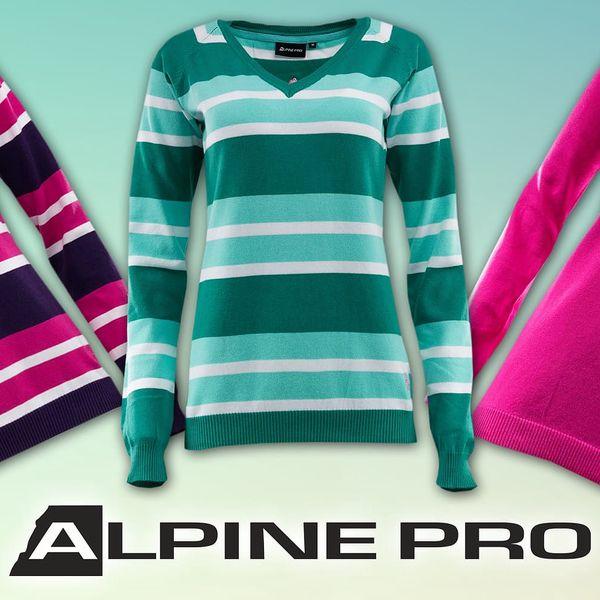 Dámské bavlněné svetry Alpine Pro