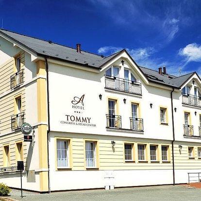 Aktivní pobyt v blízkosti Adršpachu na 5 nocí