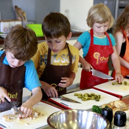 Kurzy vaření pro děti