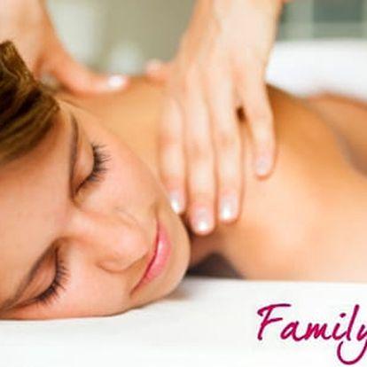 Dornova metoda, breussova masáž na 60 min. pro úlevu od bolesti