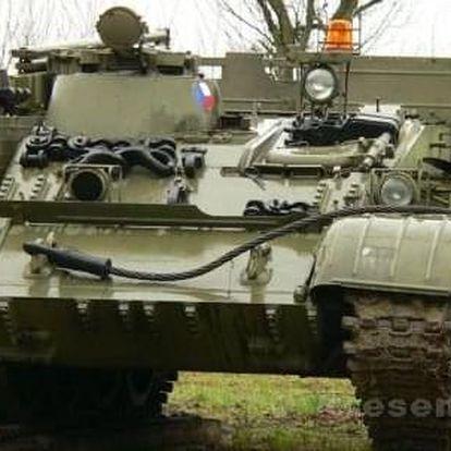 Řízení tanku VT-55