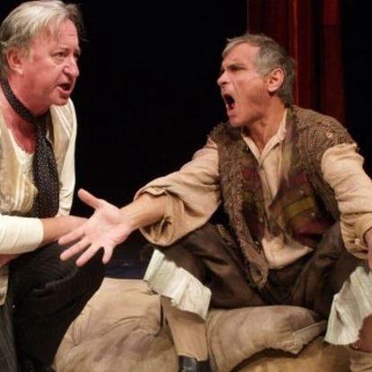 Vstupenka na divadelní představení Don Quijote