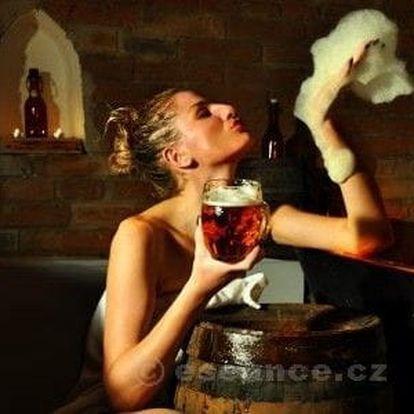 Víkend v pivních lázních Rožnov (1 noc)