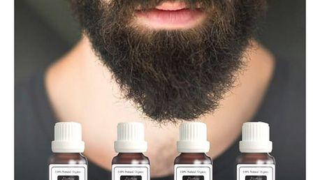 Originální olej pro péči o vousy