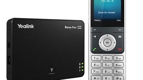 YEALINK W56P IP DECT báze + ručka - 320A112