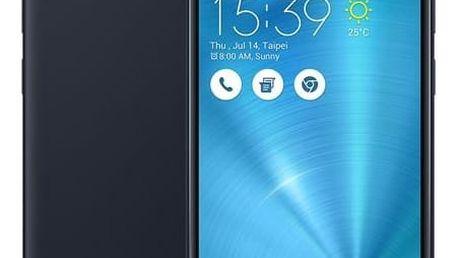 Mobilní telefon Asus 3 Zoom ZE553KL (ZE553KL-3A055WW) černý + DOPRAVA ZDARMA