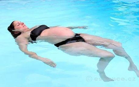 Plavání a cvičení pro těhulky