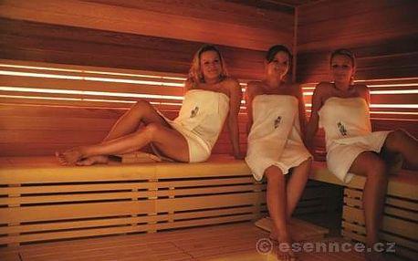 Luxusní wellness víkend pod Jizerkami