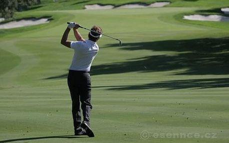 Víkend s golfem Poděbrady (Vaše první lekce)
