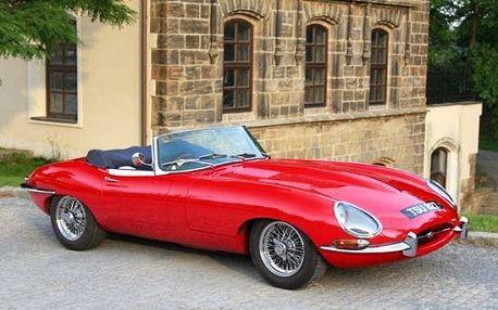 Jaguar E - nejkrásnější auto 20. století