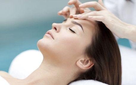 Kosmetický balíček s masáží obličeje i dekoltu