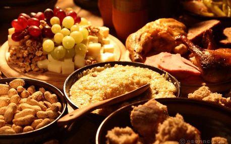 Pravá středověká hostina