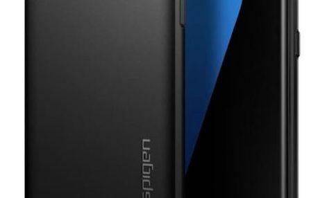 Kryt na mobil Spigen Rugged Armor pro Samsung Galaxy S7 Edge (HOUSAGAS7ESPBK1) černý