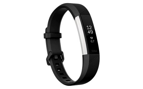 Fitness náramek Fitbit Alta HR small - Black (FB408SBKS-EU) + Doprava zdarma