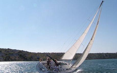 Víkend na jachtě (s kapitánem)
