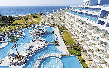 Hotel Atrium Platinum Luxury Resort, Rhodos, Řecko, letecky, snídaně v ceně