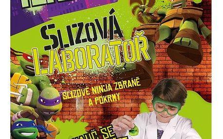 Albi Želvy Ninja-slizová laboratoř