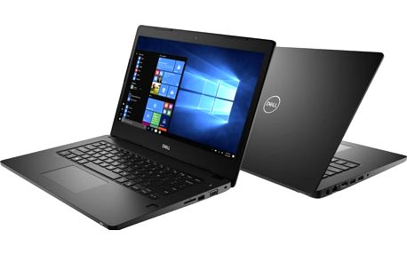 Dell Latitude 14 (3480), černá - 3480-5186