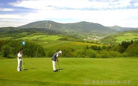 Víkend s golfem Krkonoše