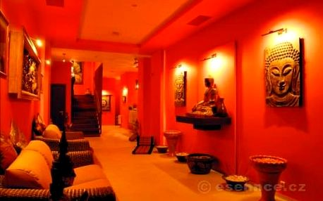 Thajská masáž chodidel