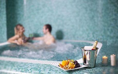 Luxusní wellness pobyt v Krkonoších (5 nocí)