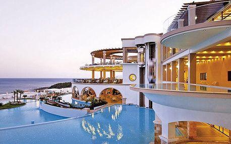 Hotel Atrium Prestige Thalasso Spa Resort & Villas, Rhodos, Řecko, letecky, snídaně v ceně