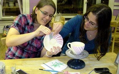 Malování keramiky