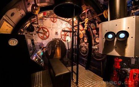 Simulátor ponorky U-BOAT (60min.)