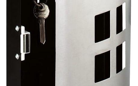 Stylová a praktická dekorace do Vašeho bytu, Vám pomůže udržet pořádek mezi klíči.