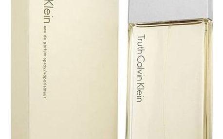 Calvin Klein Truth parfémovaná voda dámská 100 ml + Doprava zdarma