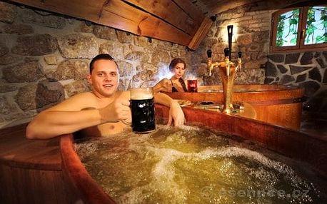 Víkend v pivních lázních Karlovy Vary (1 noc)