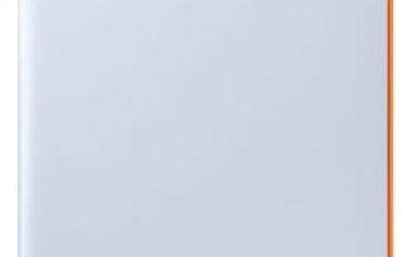 Pouzdro na mobil flipové Samsung Neon Flip pro Galaxy A5 2017 (EF-FA520P) (EF-FA520PLEGWW) modré