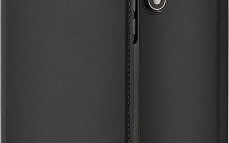 Nokia Slim Flip Case CP-301 for Nokia 6, černá - CP-301 black