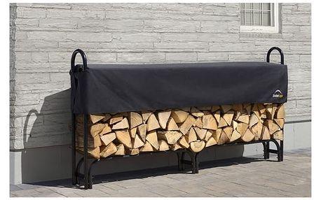 Přístřešek na dřevo ShelterLogic délka 2,4 m