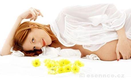 Jemná masáž pro těhotné ženy