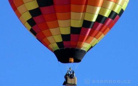 Soukromý let balónem pro dva