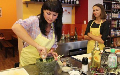 Kurzy vaření Chefparade Praha