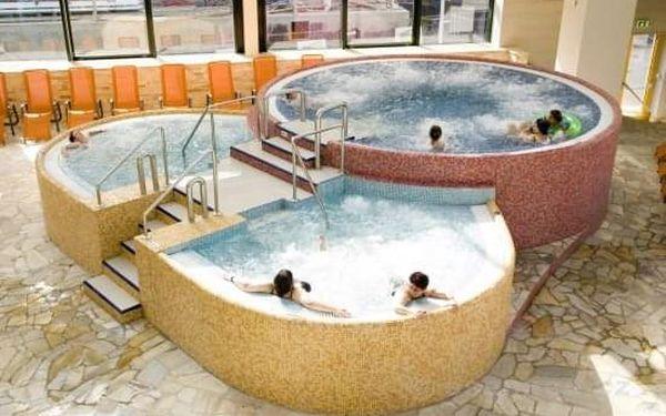 Víkend v aquaparku a saunovém ráji