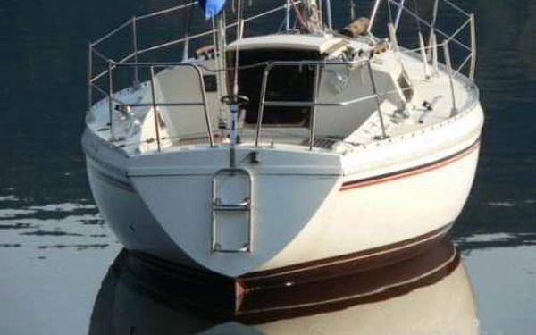 Víkend na jachtě (s kapitánem)5