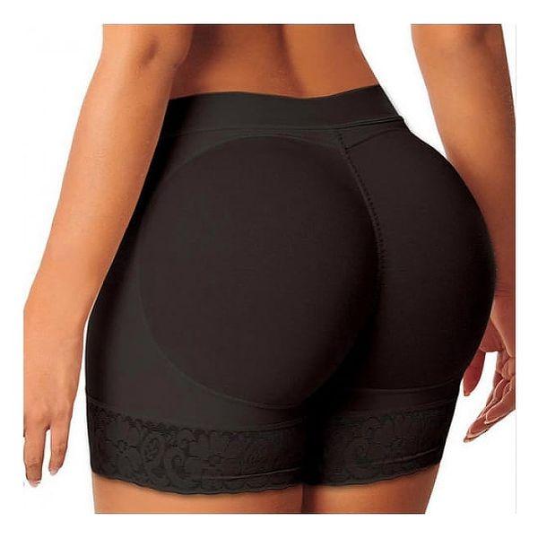 Dámské push-up kalhotky s nohavičkou