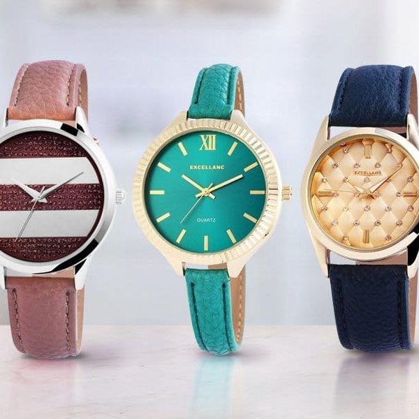 Dámské hodinky značky Excellanc